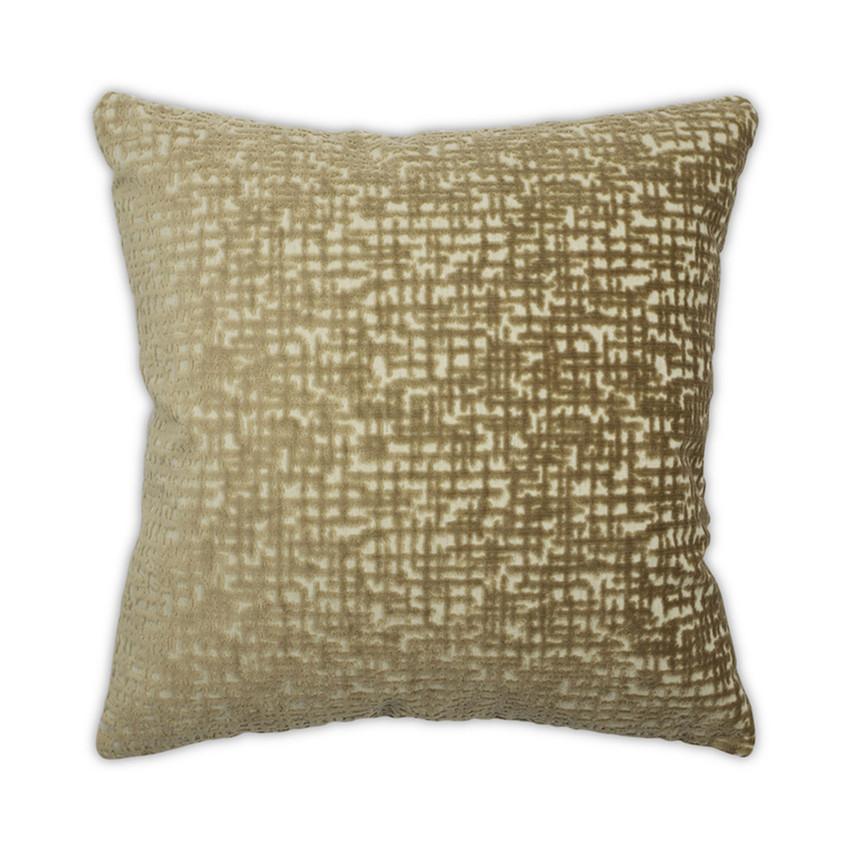 """Moss Home Luna 22"""" Pillow in Wheat, 22"""" throw pillow, accent pillow, decorative pillow"""