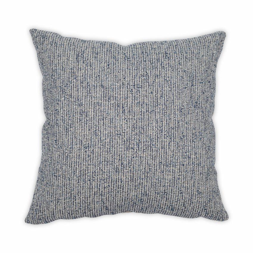 """Moss Home Tweedledee 22"""" Pillow in Cornflower,  22"""" throw pillow, accent pillow, decorative pillow"""