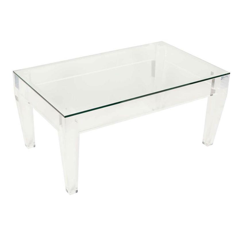 Ice Rectangular Coffee Table