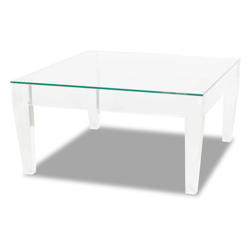 Ice Square Coffee Table