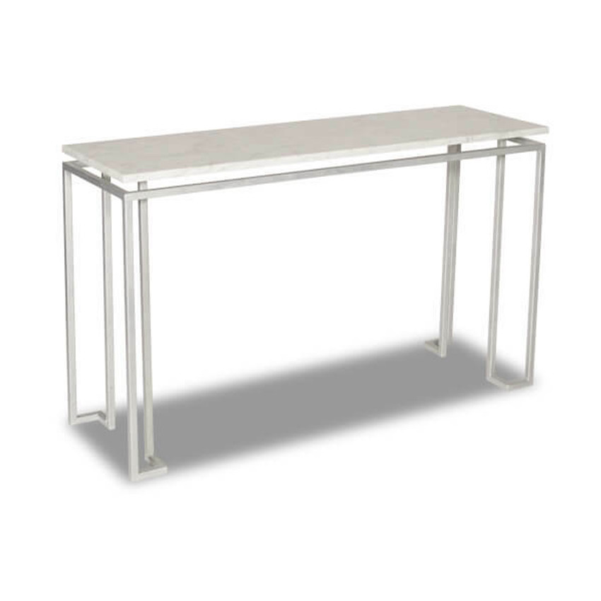 Moss Home - Made in the USA Linear Console Table, Moss Studio Linear Console Table