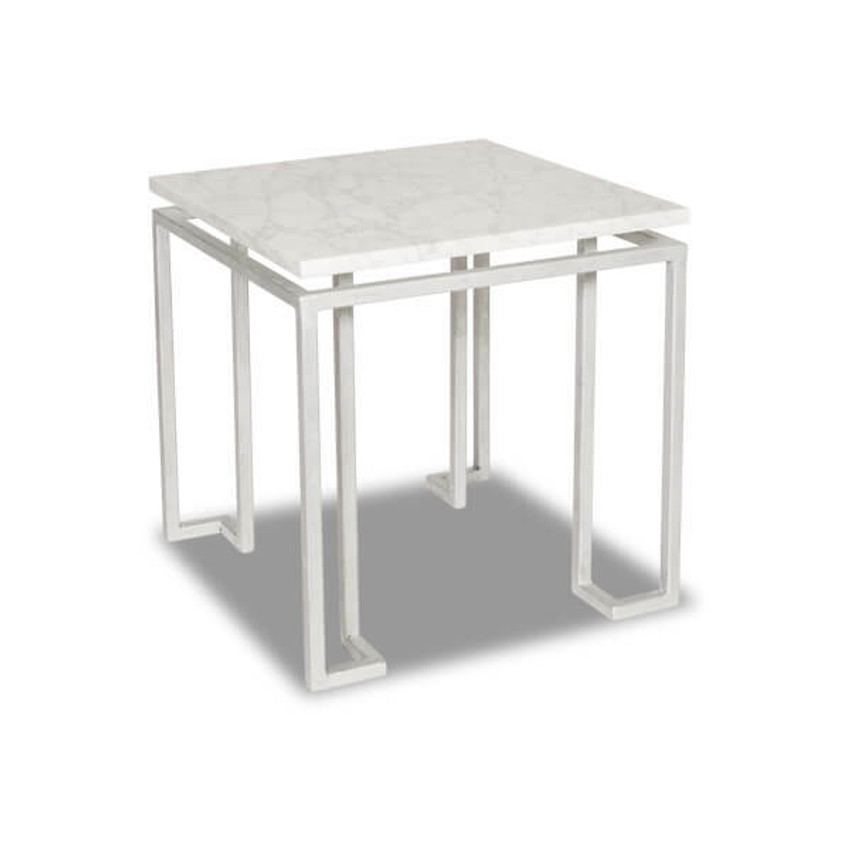 Moss Home - Made in the USA Linear End Table, Moss Studio Linear End Table