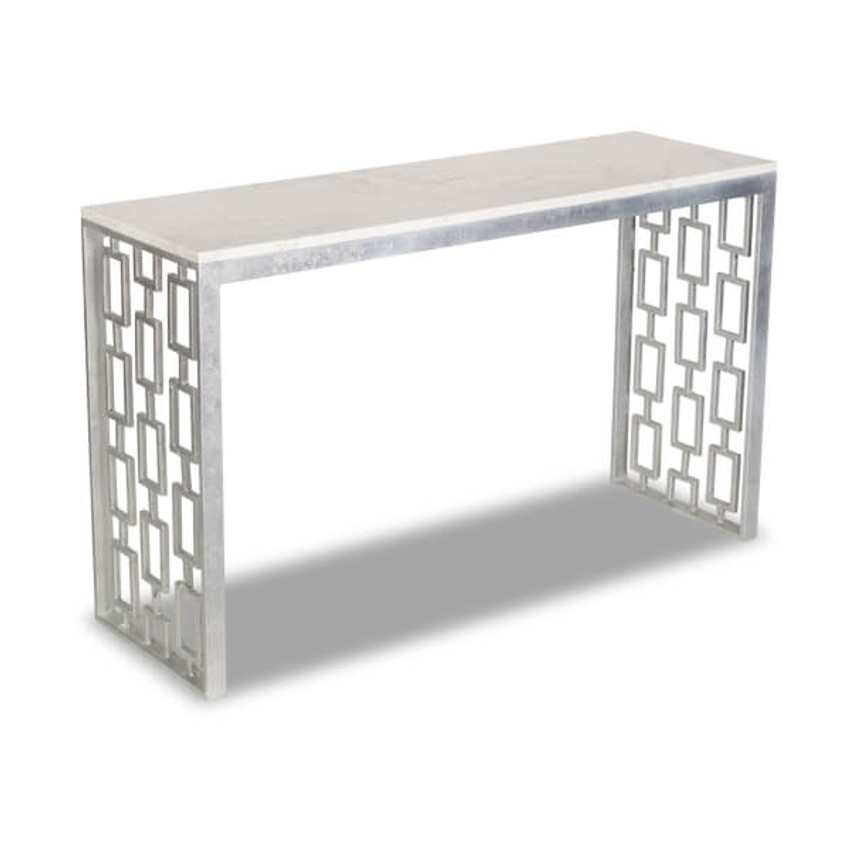 Prism Square Console Table