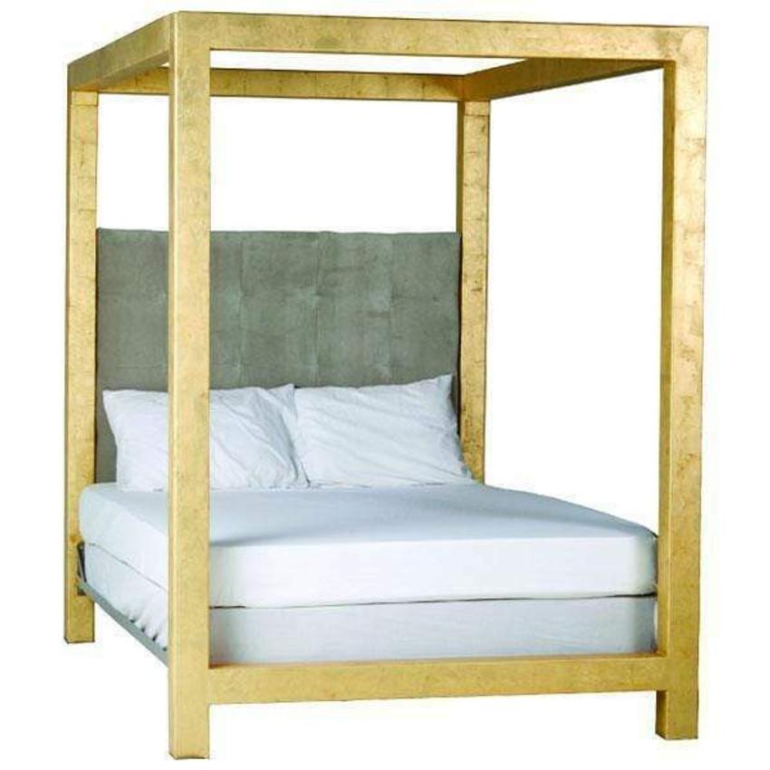 Moss Home Luxury Luxe Bed Moss Studio Luxe Bed