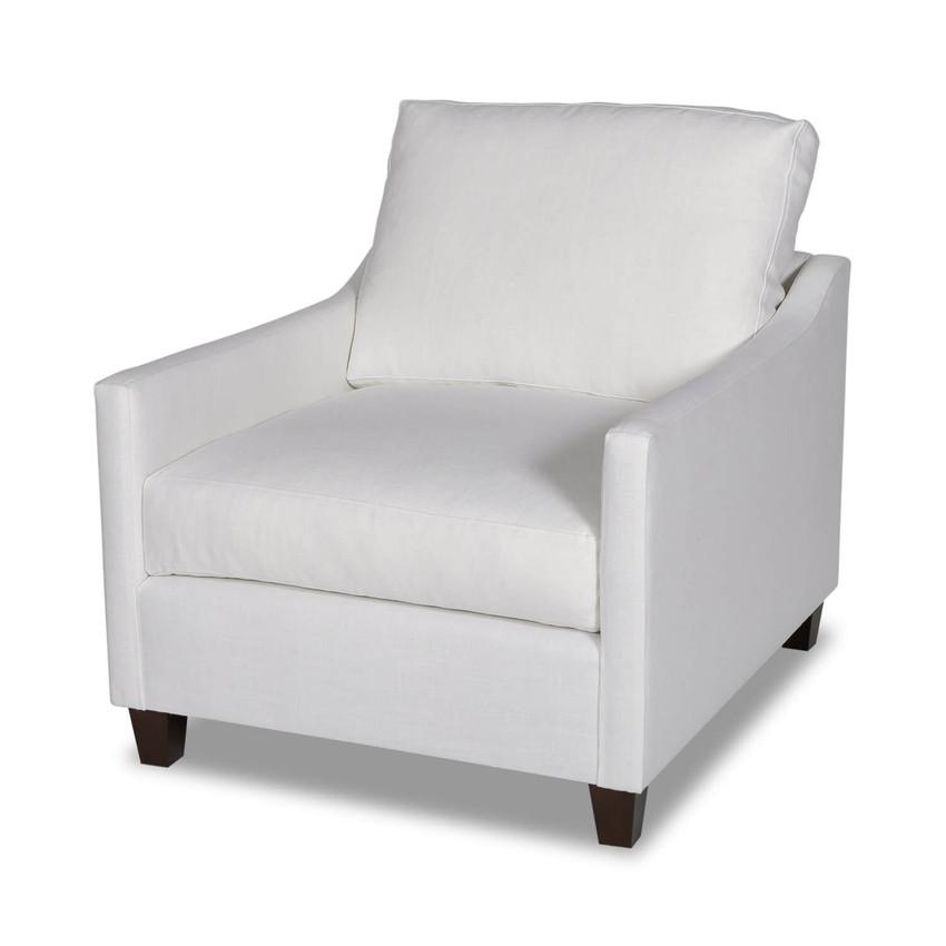Moss Home - Made in the USA Megan Chair, Moss Studio Megan Chair