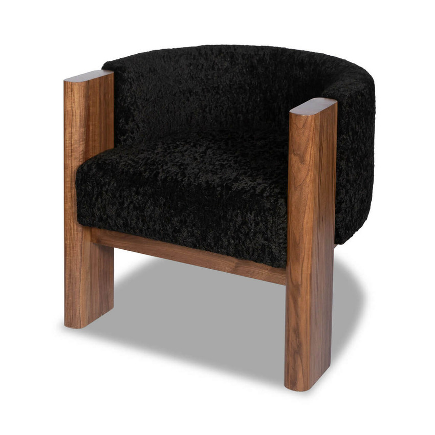 Moss Home - Made in the USA Hudson Chair, Moss Studio Hudson Chair