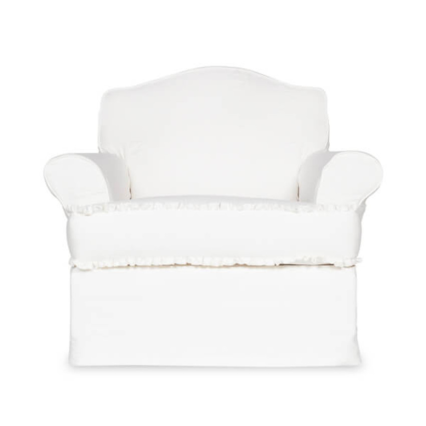 Moss Home - Made in the USA Rose Chair, Moss Studio Rose Chair