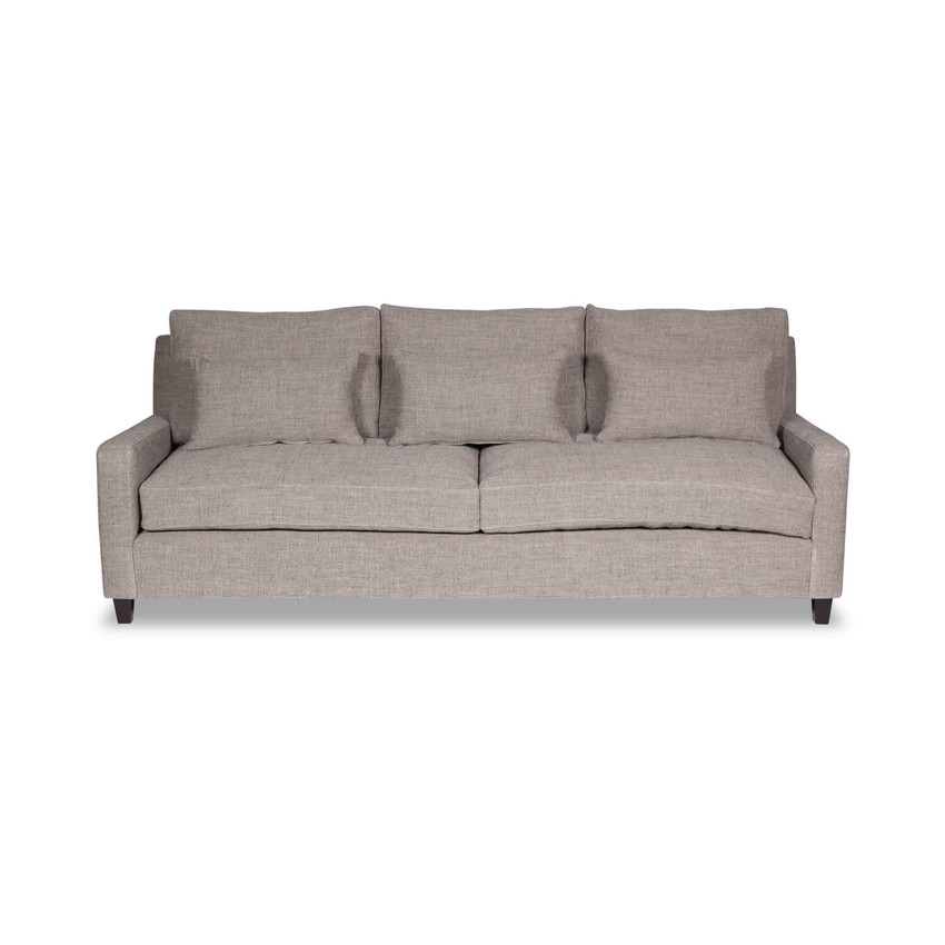 Moss Home - Made in the USA Kate Loveseat, Moss Studio Kate Loveseat