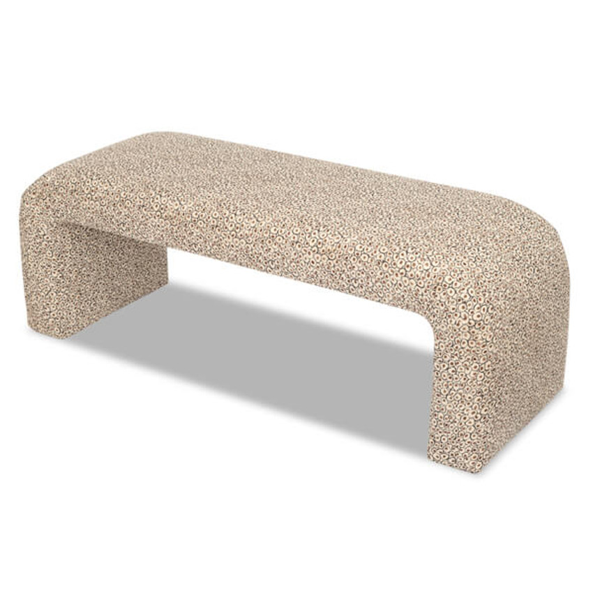 Moss Home - Made in the USA Gianni Bench, Moss Studio Gianni Bench
