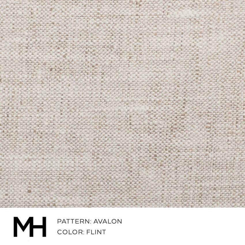 Avalon Flint Fabric Swatch