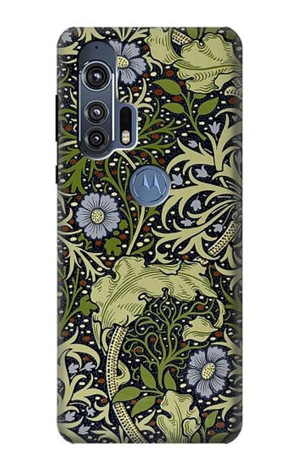 S3792 William Morris Case For Motorola Edge+