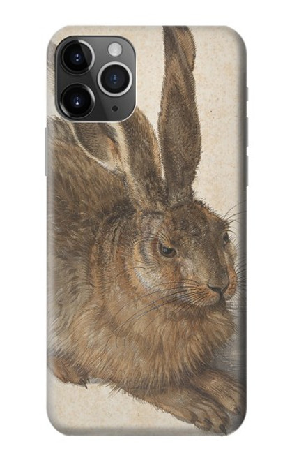 S3781 Albrecht Durer Young Hare Case For iPhone 11 Pro