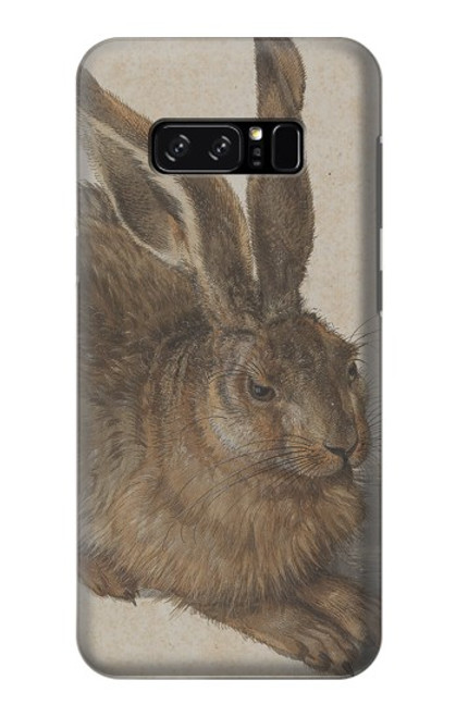 S3781 Albrecht Durer Young Hare Case For Note 8 Samsung Galaxy Note8