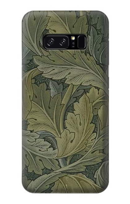 S3790 William Morris Acanthus Leaves Case For Note 8 Samsung Galaxy Note8