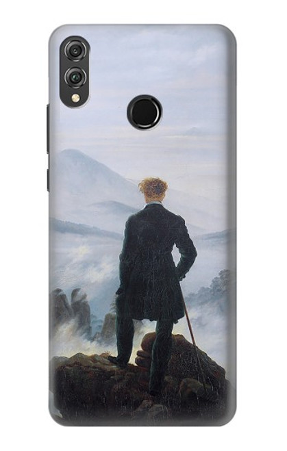 S3789 Wanderer above the Sea of Fog Case For Huawei Honor 8X