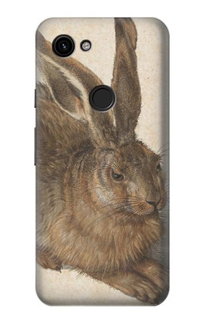S3781 Albrecht Durer Young Hare Case For Google Pixel 3a