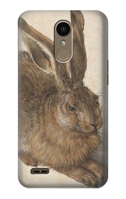 S3781 Albrecht Durer Young Hare Case For LG K10 (2018), LG K30