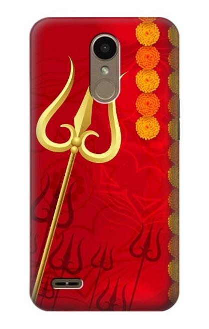 S3788 Shiv Trishul Case For LG K10 (2018), LG K30