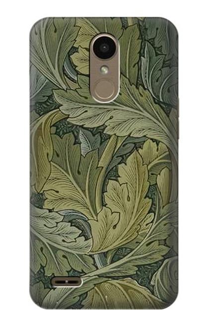 S3790 William Morris Acanthus Leaves Case For LG K10 (2018), LG K30
