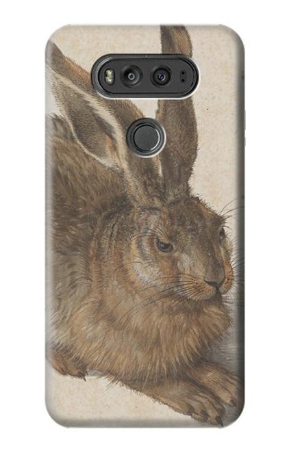 S3781 Albrecht Durer Young Hare Case For LG V20
