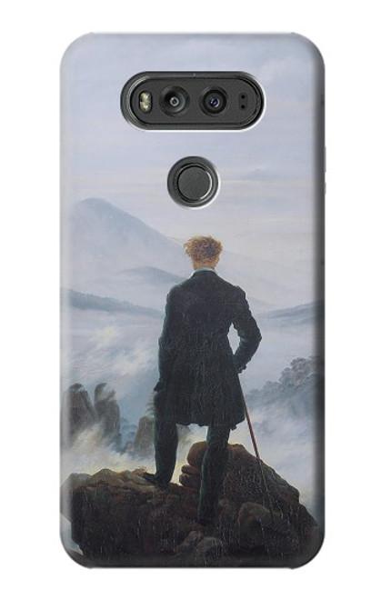 S3789 Wanderer above the Sea of Fog Case For LG V20