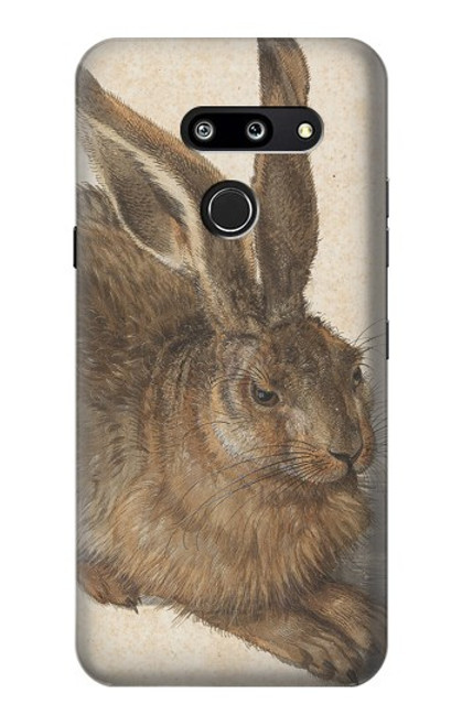 S3781 Albrecht Durer Young Hare Case For LG G8 ThinQ