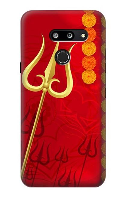 S3788 Shiv Trishul Case For LG G8 ThinQ