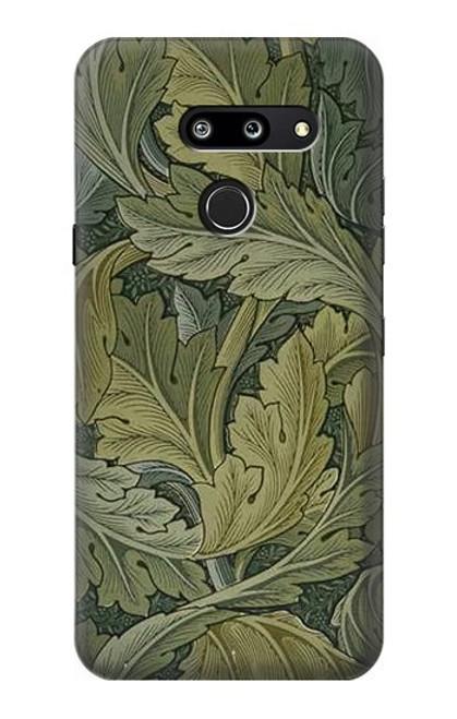 S3790 William Morris Acanthus Leaves Case For LG G8 ThinQ