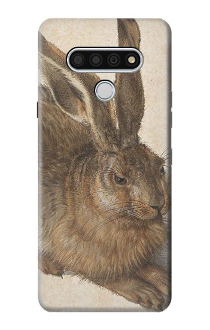 S3781 Albrecht Durer Young Hare Case For LG Stylo 6