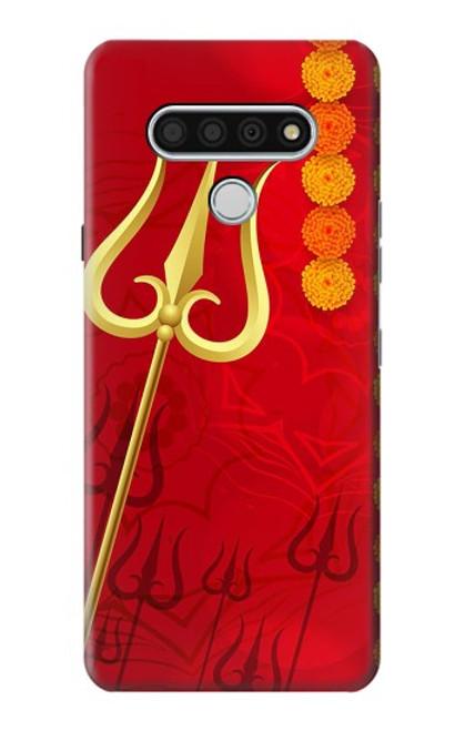 S3788 Shiv Trishul Case For LG Stylo 6