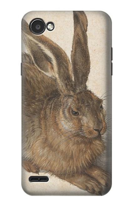 S3781 Albrecht Durer Young Hare Case For LG Q6