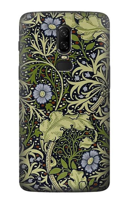S3792 William Morris Case For OnePlus 6