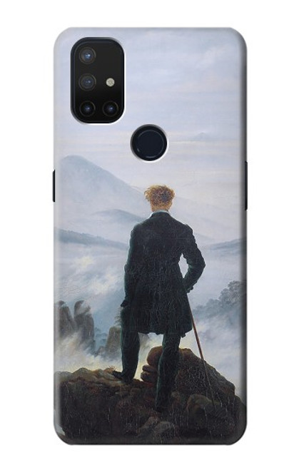 S3789 Wanderer above the Sea of Fog Case For OnePlus Nord N10 5G