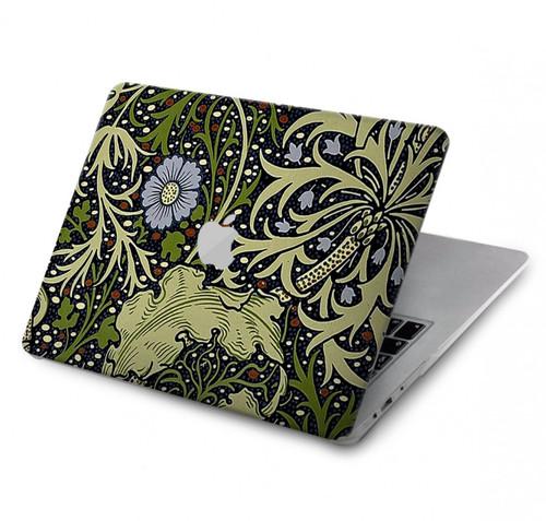 S3792 William Morris Hard Case For MacBook Pro 13″ - A1706, A1708, A1989, A2159, A2289, A2251, A2338