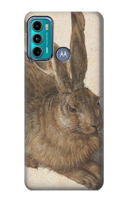 S3781 Albrecht Durer Young Hare Case For Motorola Moto G60, G40 Fusion