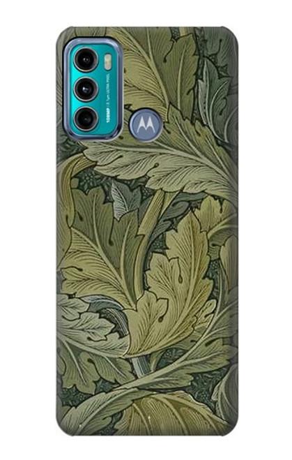 S3790 William Morris Acanthus Leaves Case For Motorola Moto G60, G40 Fusion