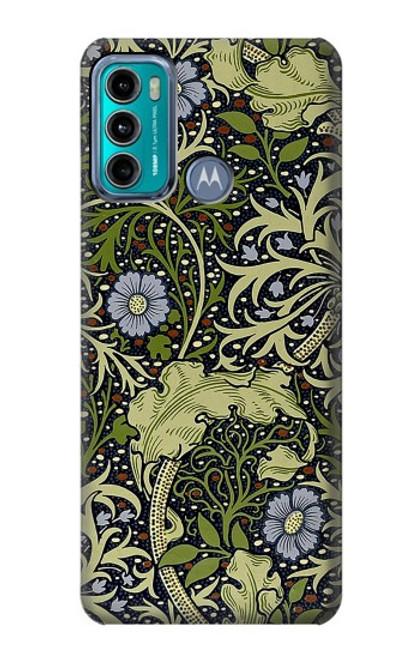 S3792 William Morris Case For Motorola Moto G60, G40 Fusion