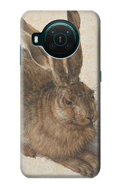 S3781 Albrecht Durer Young Hare Case For Nokia X10