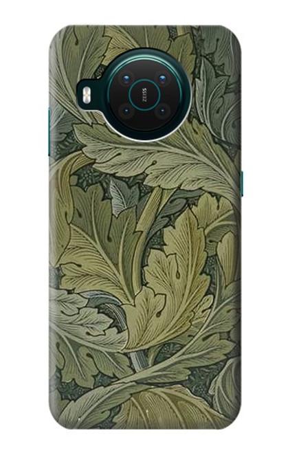 S3790 William Morris Acanthus Leaves Case For Nokia X10
