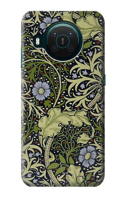 S3792 William Morris Case For Nokia X10