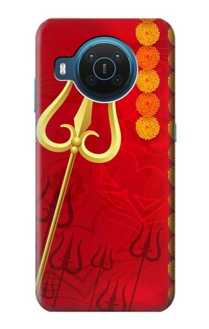 S3788 Shiv Trishul Case For Nokia X20