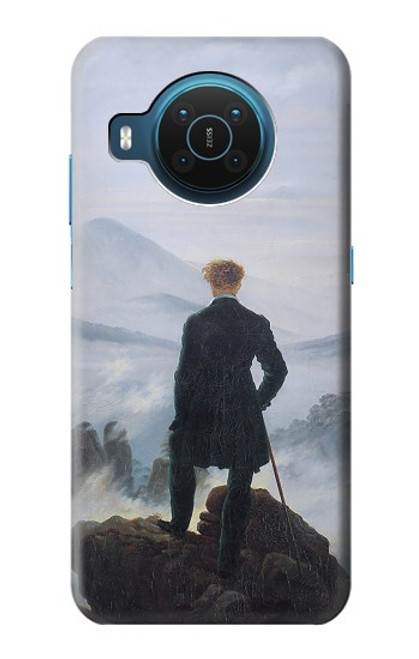 S3789 Wanderer above the Sea of Fog Case For Nokia X20