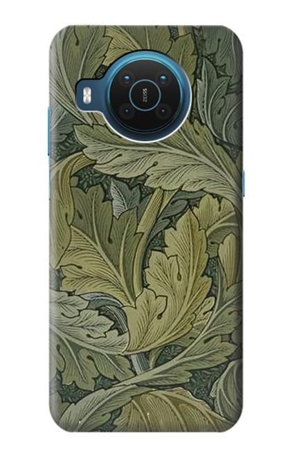S3790 William Morris Acanthus Leaves Case For Nokia X20
