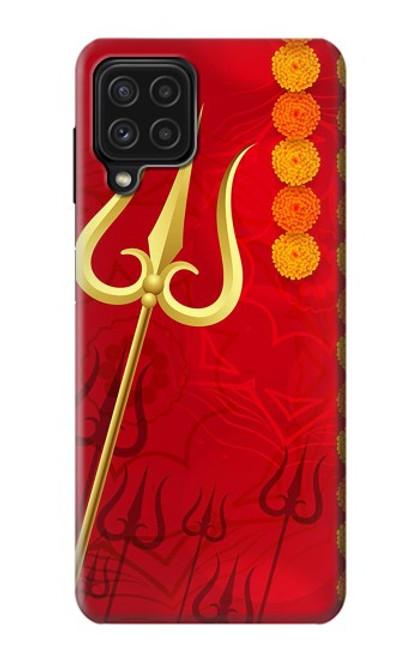 S3788 Shiv Trishul Case For Samsung Galaxy A22 4G