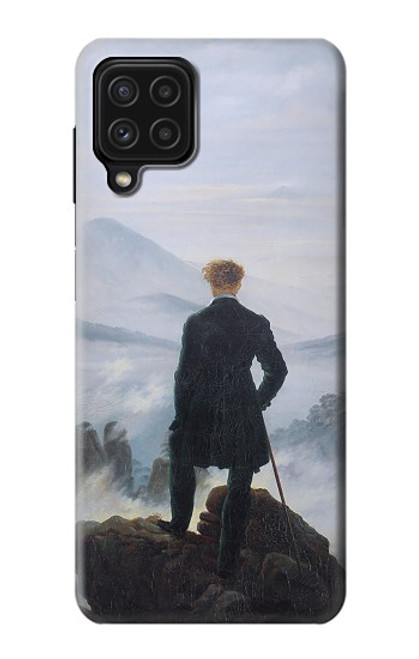 S3789 Wanderer above the Sea of Fog Case For Samsung Galaxy A22 4G