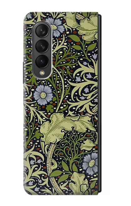 S3792 William Morris Case For Samsung Galaxy Z Fold 3 5G