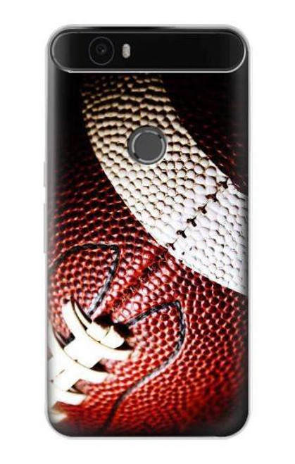 S0062 American Football Case For Huawei Nexus 6P
