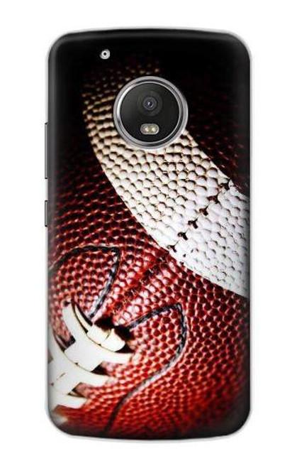 S0062 American Football Case For Motorola Moto G5 Plus