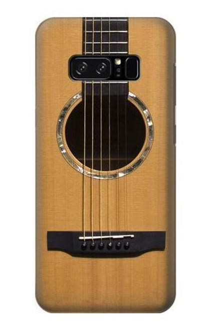 S0057 Acoustic Guitar Case For Note 8 Samsung Galaxy Note8