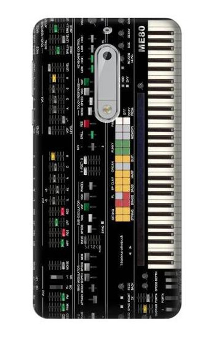 S0061 Synthesizer Case For Nokia 5